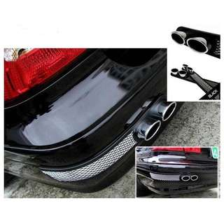 Car accessories exhaust pipe