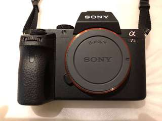 Sony A7ii (Body only)