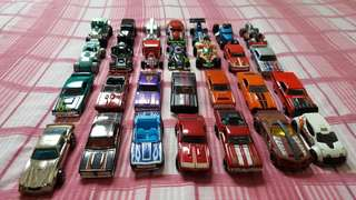 Mixed brand diecast 1:64