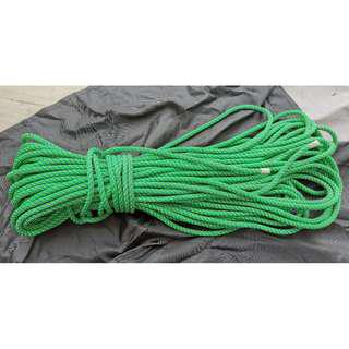 Dynamic DRY Climbing Rope: Edelweiss Axis II