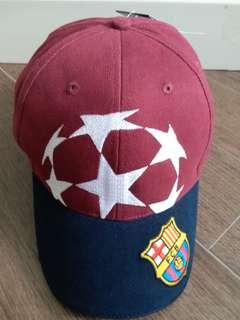 FCB 太陽帽 (巴塞隆拿)
