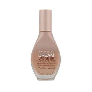[Authentic] Maybelline Dream Wonder (Creamy Natural)
