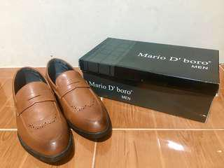 Mario D' boro Brown Loafers / Shoes