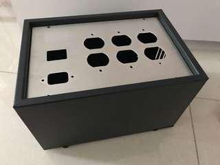 Box for diy power conditioner