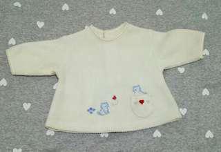 Baju anak / atasan putih