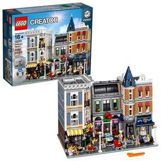 🚚 Lego 10255 Assembly Square