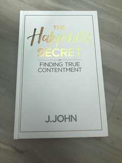The Happiness Secret Hardcover
