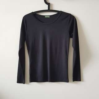 POWER Black Sweater