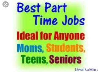 part time job extra income