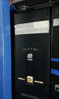 CPU Amd athlon ram 2GB VGA 1GB DDR3