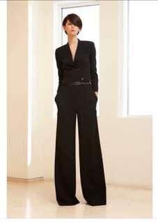 Runway wideleg pants