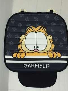Garfield加菲貓汽車坐墊(1 set)