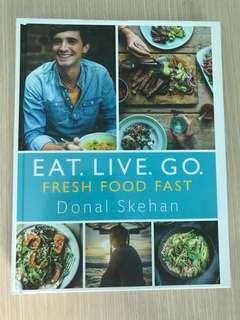 Eat Live Go Donal Skehan