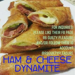 Ham & Cheese Dynamite