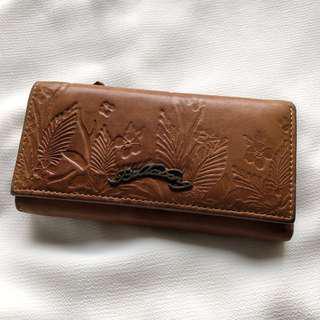 Genuine Leather Billabong Wallet