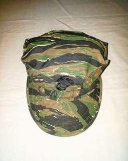 🇺🇸Vintage US Marine Corps Tiger pattern camouflage cap