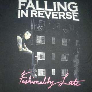 Falling In Reverse shirt