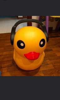 Duck car ride come 9/10