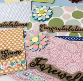 🚚 Handmade Card - Congratulations, Get Well Soon or Farewell