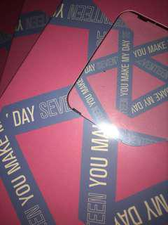 seventeen 'you make my day' kihno albums