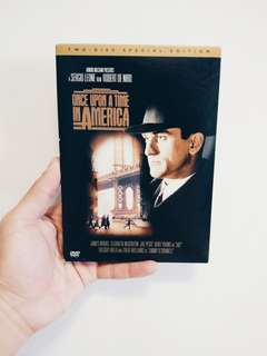 Once Upon A Time In America [Code 3, Cardboard Sleeve]