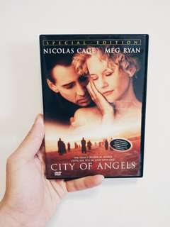 City Of Angels DVD Movie [Code 3]