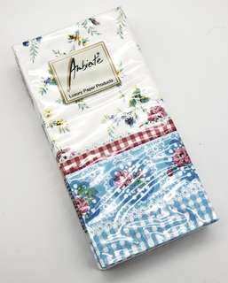 Ambiente® Pocket Tissues Lisa White