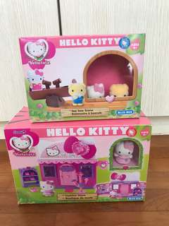 Hello Kitty Fashion Boutique and See Saw