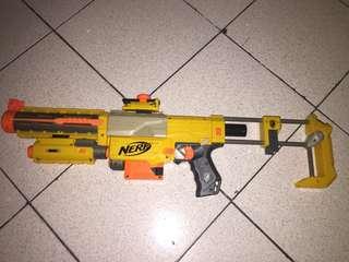 Nerf recon-CS6