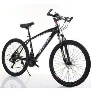 """Brand new 26"""" high grade aluminum frame Mountain bike /Bicycle with Shimano Gear and Disk brakes etc"""