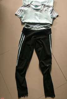 1 set Adidas Climalite