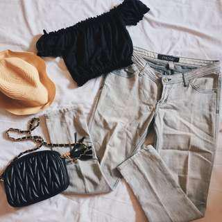 BUNDLE SALE 🌼 Boho top and freego pants