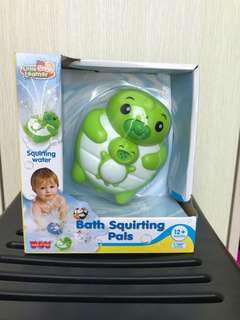 Little Learner Bath Squirting Pals