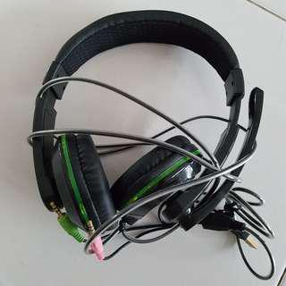 FreeGaming Headset Alcatroz