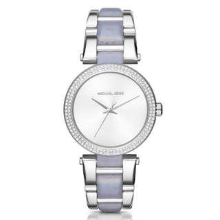 DELRAY TWO-TONE STAINLESS STEEL LADIES WATCH MK4321