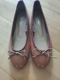 平底鞋 flat shoes