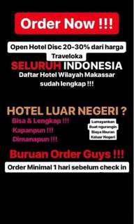 diskon hotel