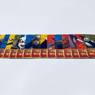 Assorted Kung Fu Panda Cards