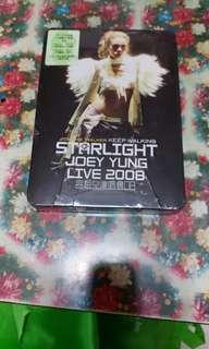容祖兒鐡盒2008演唱會DVD