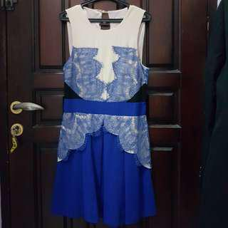 Dress Korea Blue