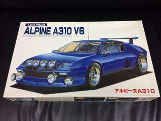 1/20 Alphine A310 V6 Rallye