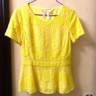 Bread n Butter Lace Top