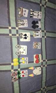 Earings 100k/3pcs