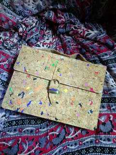小水松塞斜孭袋 (15×20 cm)