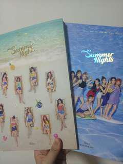 twice dance the night away unsealed album + cd instock