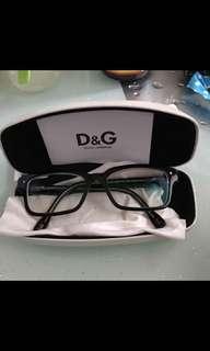 D&G 眼鏡