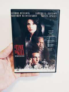A Time To Kill DVD Movie [Code 3]