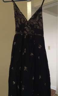 Gap Maxi Dress size XS