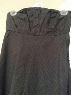 Gap gray dress-A line. Size XS