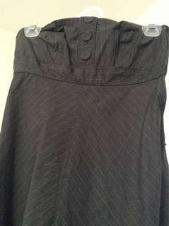 Gap gray dress-A line. Size XS